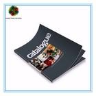 Accept OEM Professional A4 size magazine printing/catalogue printing/custom book printing