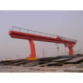 china de ingeniería de diseño de tipo l sola viga de contenedores de la grúa de pórtico