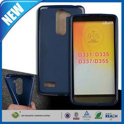 C&T 2014 colorful slim back smart tpu case for LG L Bello d331 d295