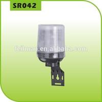 Outdoor light sensor switch,adjustable light photocell sensor