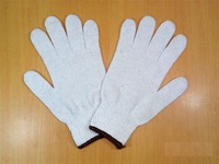 2014 New design low price led working gloves