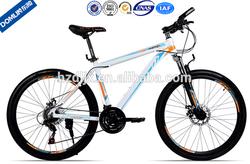 2014 cheap chinese mountain bike/Aluminum alloy 21speed full suspension mountain bike