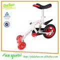 Enfants à l'intérieur& jouets de plein air trois roues de vélo mini, scintillement de roue avant