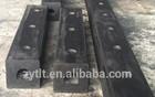 """4 equal side marine rubber fender (square rubber fender"""")"""