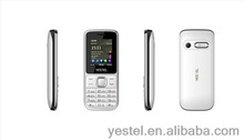 """YESTEL manufacturer cheapest Bar phone C3 1.77"""" TFT LCD,HUXIN 8851A OS.Bluetooth,FM,MP3/MP4,Java.for wholesales"""