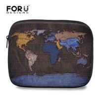 Custom Printing Neoprene 10 inch laptop case for macbook pro