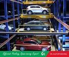 PPY parallel conveyor intelligent smart car parking project
