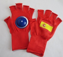 new hot-selling sports fans cheering gloves, cheering hand clapper gloves