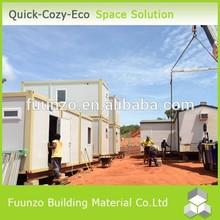 Modular Anti Earthquake Cheap Container Homes