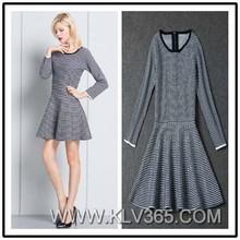 Women Slim Fit Spring Sweater Dress Short Jersey Bandage Dress Wholesale China Online Shopping