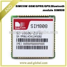 Cheaper GSM/GPRS+GPS+Bluetooth Module SIM808,lower cost gsm gps module