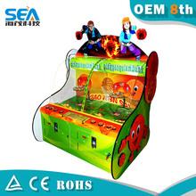 HM-J17 Ping-pong Slam Dunk basketball game Popular and Hot game machine Sport 3D PingPong