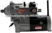 New Starter Motor OEM Denso Grader RE504245 228000-9151