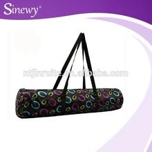 Top quality fashion cotton/canvas yoga bag