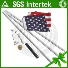 wholesale Top quality 16 ft telescopic outdoor aluminum flagpole