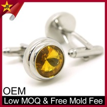 Low MOQ Quality Sleeve Cufflinks Wholesale Shirt Cuff Button