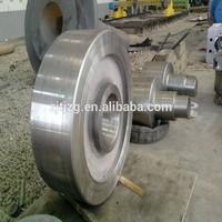 Steel Forging Gear Blanks Heavy Forging Manufacturer