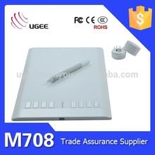 UGEE M708 Rechargable Pen pocket pen tablet