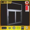 caliente de la moda de la ventana de aluminio de diseño de las parrillas para ventanas correderas