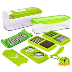 2014 hot sell multifunctional plastic salad slicer