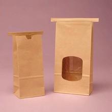 window sos paper bag