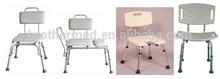 bagno di sicurezza alluminio trasferimento panchina altezza sedile regolabile di alta qualità