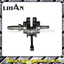 Loncin 200cc air cooling engine crankshaft, tricycle 3-wheeler motorcycle crankshaft
