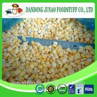 frozen sweet corn in bulk for mixed vegetable