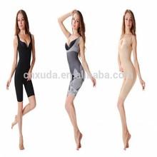 Natural Bamboo Fiber Full Body Slimming Shaper Shapewear Underwear