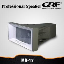 """GRF 12"""" professional horn speaker"""