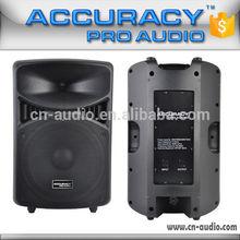 Professional Full Range Plastic Cabinet Speakers PMS15