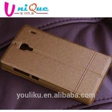 ultra slim flip leather case for xiaomi redmi 1s