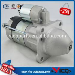 12V Starter Motor For Perkins Industrial Engines,2872K405,2873K405