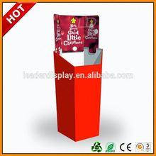 round dump bin ,round cardboard display dumpbin ,round calculators dump bin