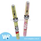 Cute panda mini ball pen box gift set