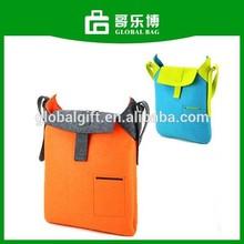 Wool Felt International Purse Sling Bag