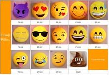 pp cotton octopus plush toy plush emoji pillow