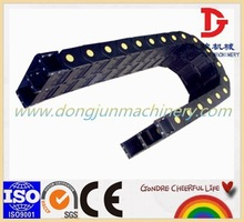 plastic engineering cable drag chain sold in meter