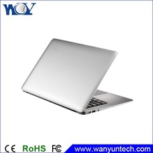 Cost effective Itel Celeron J1800 2.41GHz 1920*1080 resolution Ram/SSD/HDD variety of optional 14 inch windows laptop computer