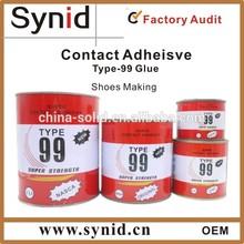 Neoprene contact cement, all purpose contact adhesvie glue