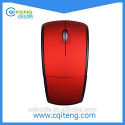 Super Slim Arch USB Optical 2.4G Wireless Mouse,Ergonomic Arc Mouse