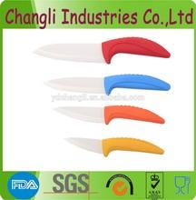 New style zirconia ceramic coating kitchen knife