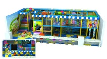 Child amusement forest theme park indoor playground