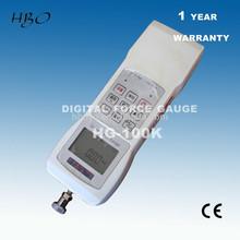 economy digital display pull push force test instrument HG-10K