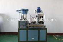 Automatic GB two core riveting press automatic machine