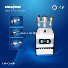 LM-C200B anti wrinkle massager hifu /salon beauty equipment/ rf cavitation face & body equipment