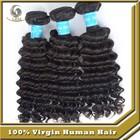 High Quality Hair Products Deep Wave Brazilian Hair Bundles Weft 100% Virgin Human 6A Aliexpress Brazilian Curly Hair Extension