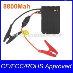 12 Volt 8800Mah Multifunction Mini Self Charge Auto Jumper Emergency Car Tool Kits