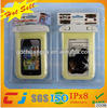 factory wholesale high quality waterproof mobile phone cover for iphone 4 with strip