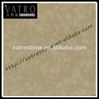 Vatro 2400 Brown Solid Surface Quartz Stone Countertop Slabs